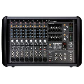 Mackie PPM608 8-Channel 1000-Watt Powered Mixer