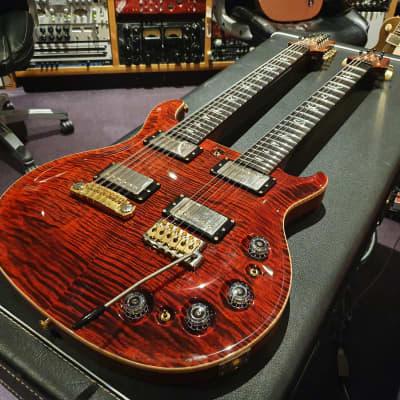 PRS Artist Owned Bon Jovi Richie Sambora Private Stock USA Custom Shop Double Neck Doubleneck 1 of 1