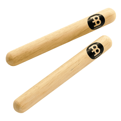 Meinl CLHW1 Classic Hardwood Claves (Pair)