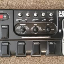 Line 6 Floor Pod Plus w/ Case  Black / Silver