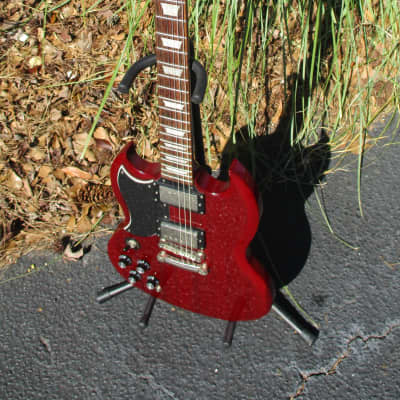 Epiphone SG-400 Heritage Cherry Left Handed~Lefty~w/Gig Bag for sale