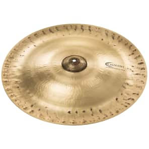 "Sabian CREH22CH 22"" Crescent Hammertone Chinese Cymbal"