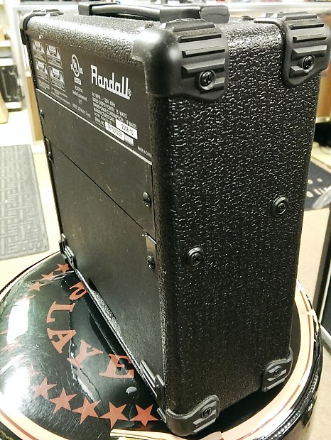 randall ra15g practice guitar amplifier 15w gain channel reverb. Black Bedroom Furniture Sets. Home Design Ideas