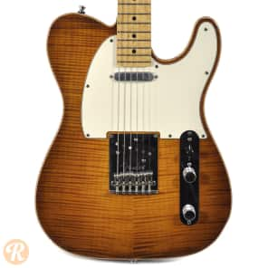 Fender American Select Telecaster Violin Burst 2012
