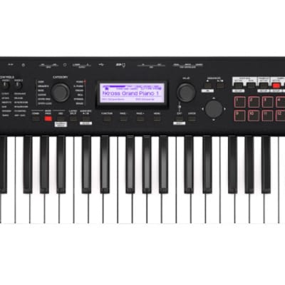 Korg Kross 2 61-note Workstation Synthesizer