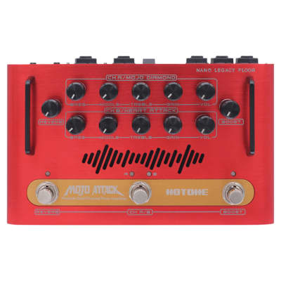 Hotone NLF-2 Mojo Attack Nano Legacy Floor Amplifier