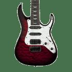 Schecter Banshee-7 Extreme 7-String Electric Guitar - Black Cherry Burst image