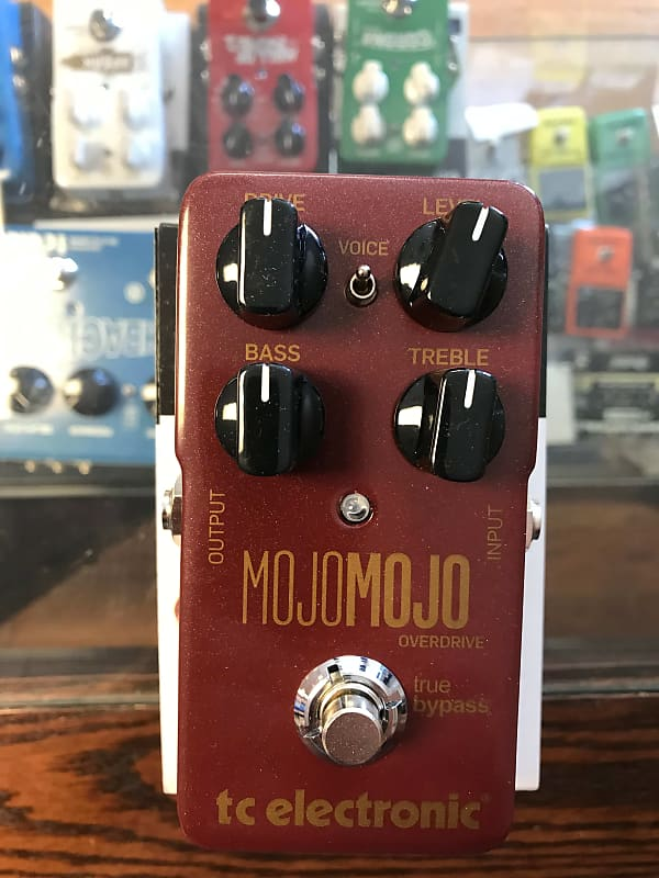 tc electronic mojomojo overdrive g and a music reverb. Black Bedroom Furniture Sets. Home Design Ideas