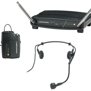 Audio-Technica ATW-901a/H System 9 Wireless Headset Microphone System