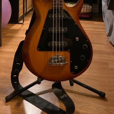 Gibson Grabber  2012 Sunburst