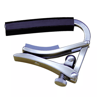 Shubb S1 Deluxe Stainless Steel Guitar Capo
