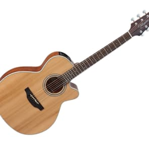 Takamine GN20CE-NS Nex Body Acoustic Guitar - Natural/Ovangkol - GN20CENS for sale