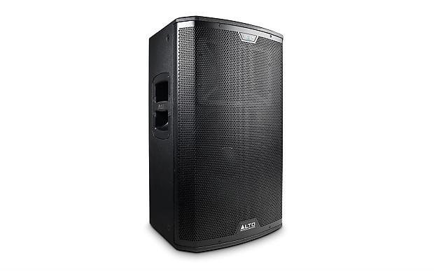 alto professional 2400 watt 15 active loudspeaker reverb. Black Bedroom Furniture Sets. Home Design Ideas