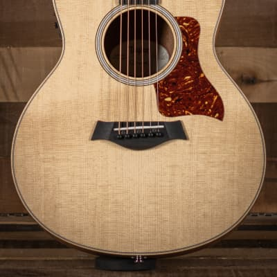 Taylor GS Mini-e Quilted Sapele