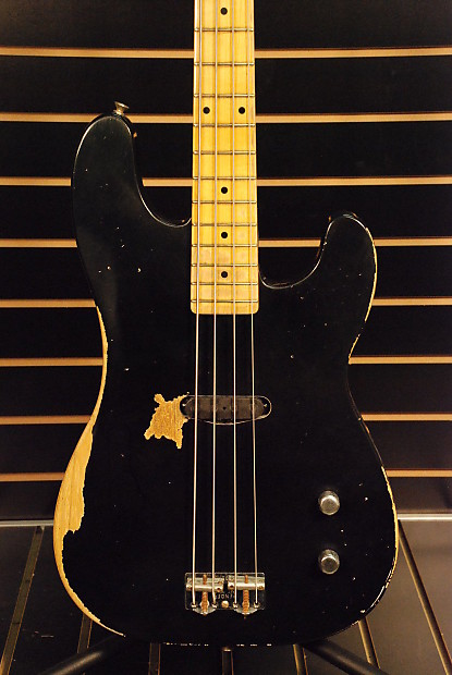 2925345e Fender Dusty Hill Signature Precision Bass® Black. By Fender; Listed by  Fuller's Guitar; Condition: Brand New; 1704 Views. Ended! Description; Shop  Policies