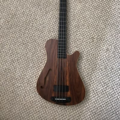 Rob Allen Short Scale Mouse Fretted Bass for sale