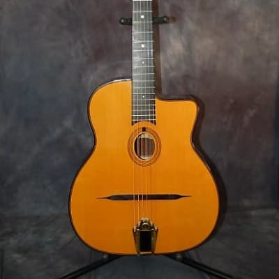 Gitane DG-250 Gypsy Jazz Acoustic Guitar - Excellent condition with hardshell case for sale