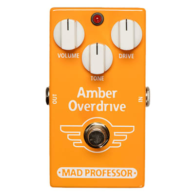 Mad Professor Amber Overdrive - Used for sale