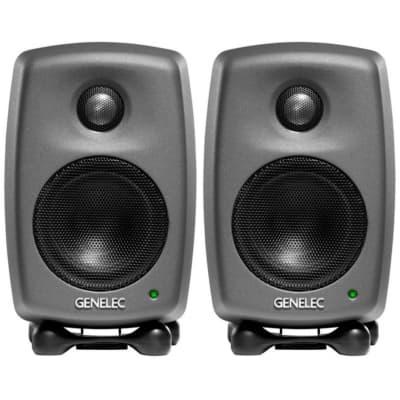 Genelec 8010APM 3in 2Way Compact Studio Monitor Pr