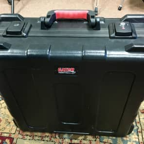 "Gator GTSA-MIX181806 TSA Series ATA Molded Mixer/Equipment Case - 18x18x6"""