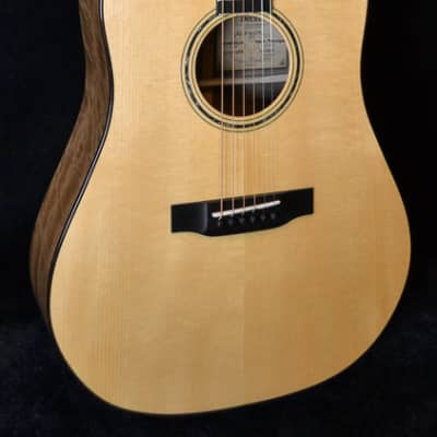 Bedell Custom Swamp Myrtlewood and Adirondack Spruce Dreadnought for sale