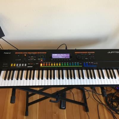 Roland Jupiter-50 76-Key Digital Synthesizer