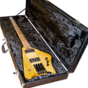 Bootlegger  Ace 4 String Headless Travel Pro Bass With Custom OHSC Case & Whiskey Flask