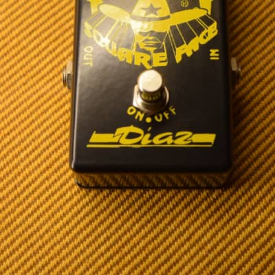 Diaz Texas Square Face Fuzz Pedal for sale