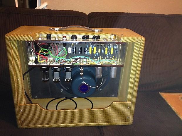 weber tweed deluxe 5e3 handwired guitar amp amplifier fender reverb. Black Bedroom Furniture Sets. Home Design Ideas