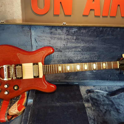 Epiphone Crestwood Custom 1961 Cherry for sale
