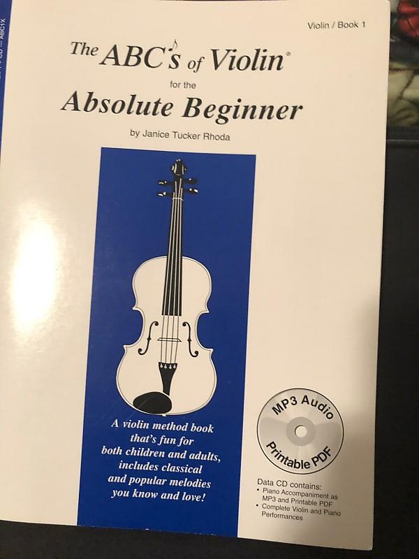 Bellafina Model 50 2003 4/4 violin w/ book + more *rare
