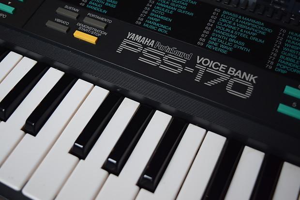 Yamaha Pss Portasound History