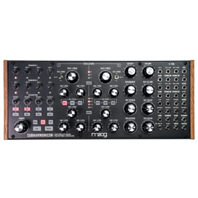 Moog Subharmonicon Desktop Analog Synthesizer