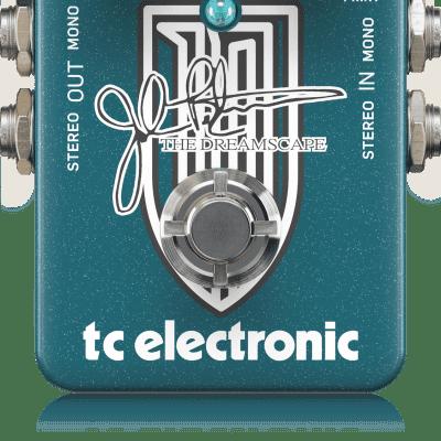 TC Electronic Dreamscape John Petrucci Modulation Pedal