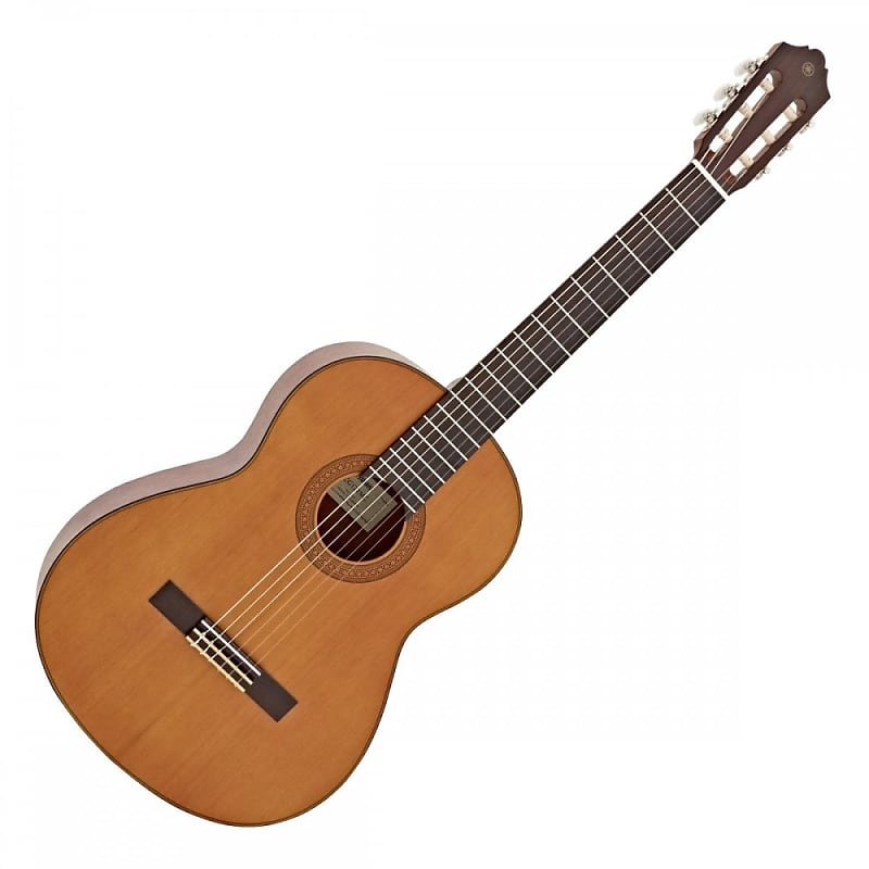yamaha cg122mc classical acoustic guitar refurbished reverb. Black Bedroom Furniture Sets. Home Design Ideas