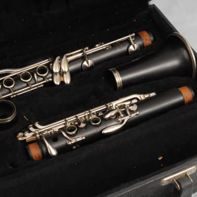 Leblanc Normandy 4 Grenadilla Bb Soprano Clarinet