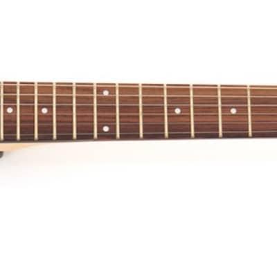 Hofner Shorty Electric Travel Guitar - Black for sale