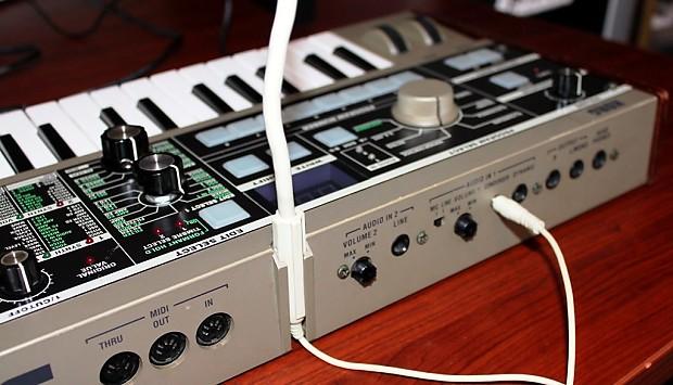 korg microkorg synthesizer w vocoder mic reverb. Black Bedroom Furniture Sets. Home Design Ideas