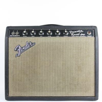 Fender Princeton Reverb 1966 Black for sale