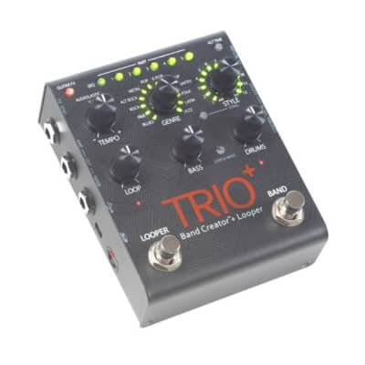 DigiTech Trio Plus Advanced Band Creator & Looper Pedal for sale