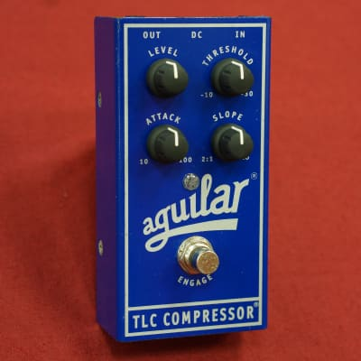 Aguilar TLC Bass Compressor Used w/ free shipping!** for sale