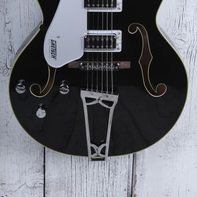 Gretsch G5420LH Electromatic Left Handed Hollow Body Electric Guitar Black