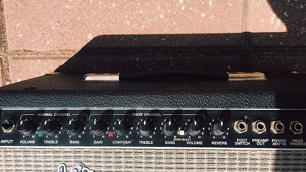 Fender Princeton 112 Plus 65 Watt PR 290 USA Blackface   Reverb on
