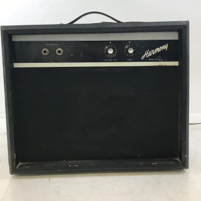 Vintage Harmony Guitar Amplifier for sale