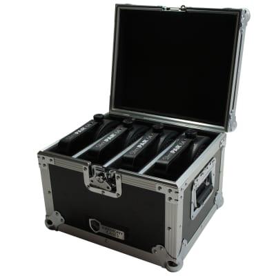 Harmony HC4SLIMPAR64 Lighting 4 Space Slimpar Can Light Flight Custom Case New