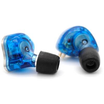 Dekoni Audio Mercury Bulletz Memory Foam Isolation Earphone Tips, 4.9mm (Single Pair - Medium)