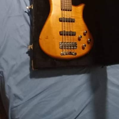 Warwick Fortress One 5 String Bass for sale