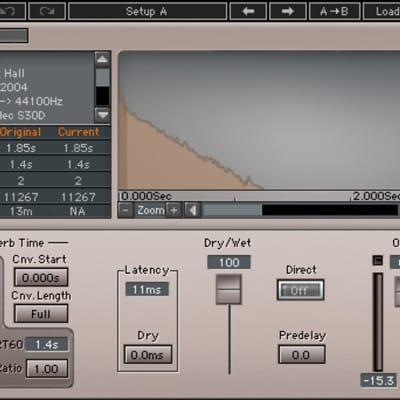 NEW Waves IR-L Convolution Reverb plugin vst aax au audio effect irl