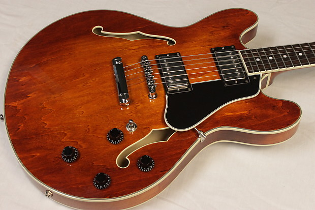 eastman t386 classic thinline electric kent armstrong
