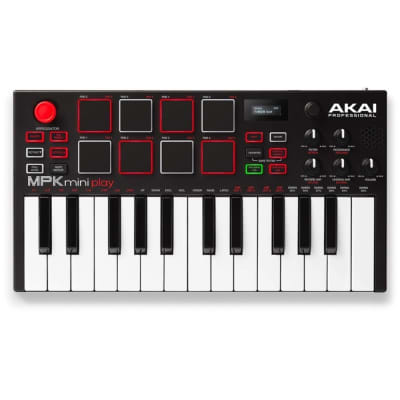Akai MPK Mini Play Portable 25-Key MIDI Controller